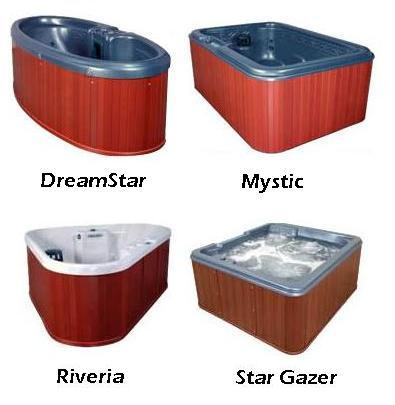 QCA SPAS DREAM SERIES